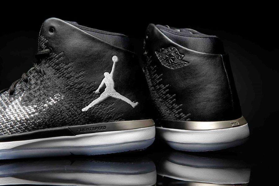 "AJ31,Air Jordan 31,XXXI AJ31 帮主亲签呈现!Air Jordan XXXI ""Fine Print"" 清晰图赏"