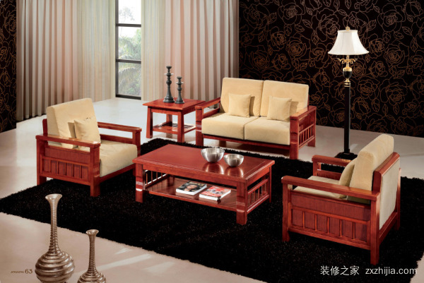 实木沙发厂家有哪些?实木沙发价格须知