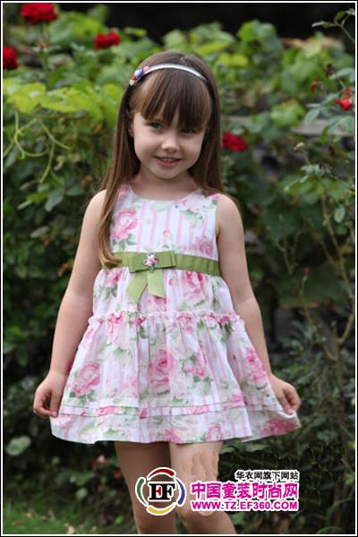 塔塔儿时尚品牌童装 非同凡响的优雅美感  生活